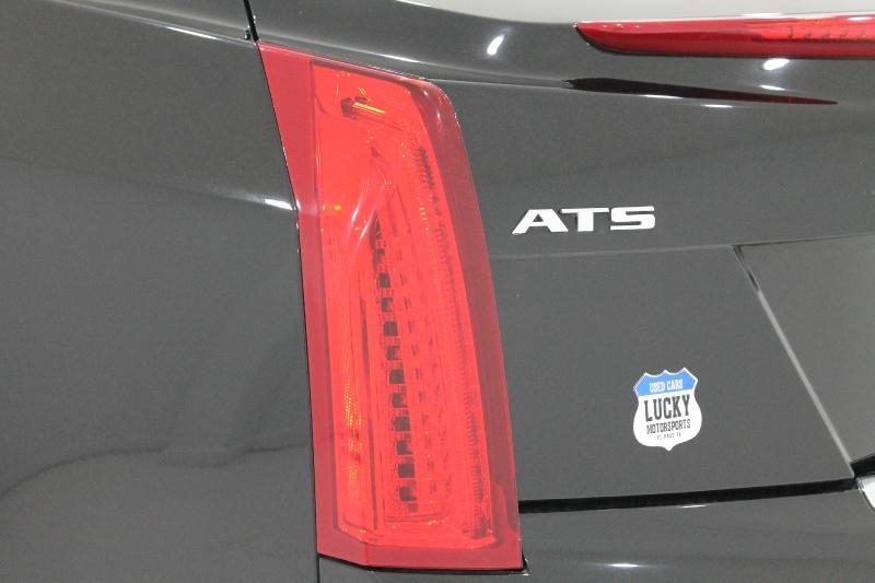CADILLAC ATS 2017 price $19,777