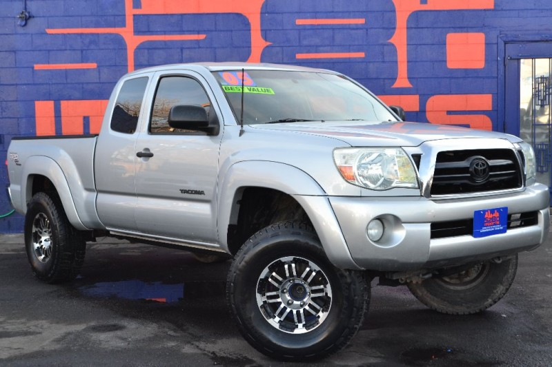 2005 toyota tacoma access cab inventory 5280 imports inc auto dealership in englewood. Black Bedroom Furniture Sets. Home Design Ideas