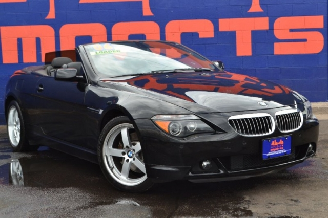 2005 bmw 6 series 645ci convertible inventory 5280. Black Bedroom Furniture Sets. Home Design Ideas