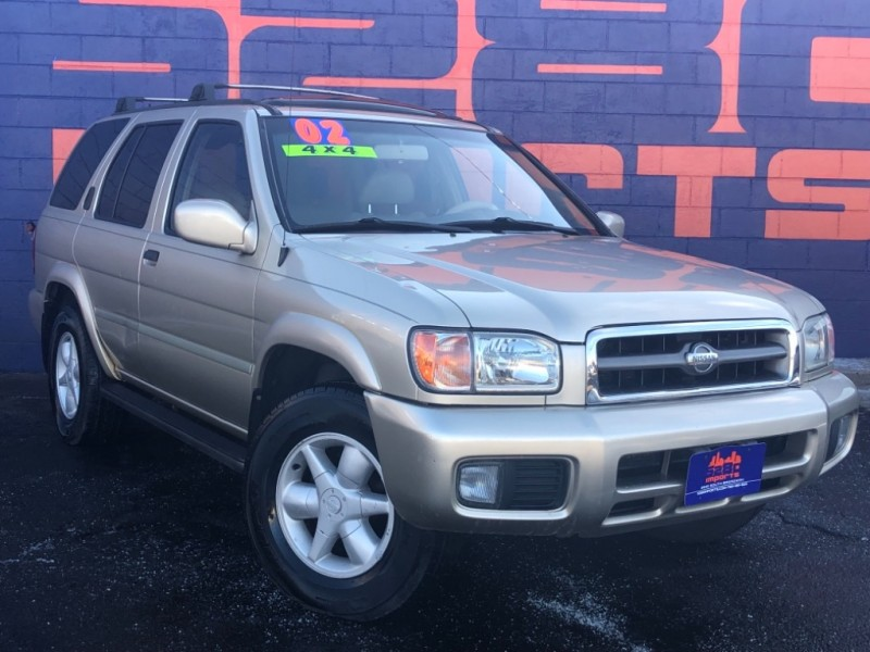 South Colorado Springs Nissan >> 2001 NISSAN PATHFINDER LE 4X4 - Inventory | 5280 Imports Inc. | Auto dealership in Englewood ...