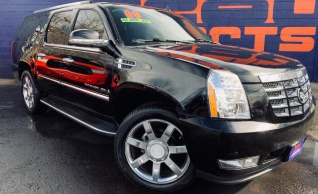 2008 Cadillac Escalade ESV