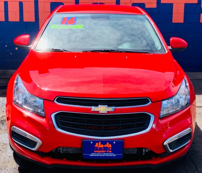 2016 CHEVROLET CRUZE LIMITED - Inventory