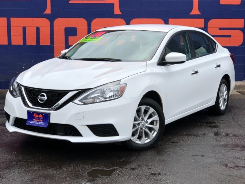 South Colorado Springs Nissan >> 2018 NISSAN SENTRA SV CVT - Inventory | 5280 Imports Inc. | Auto dealership in Englewood, Colorado