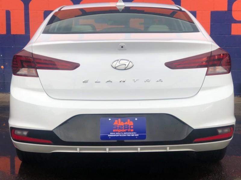 Hyundai Elantra 2019 price $13,988
