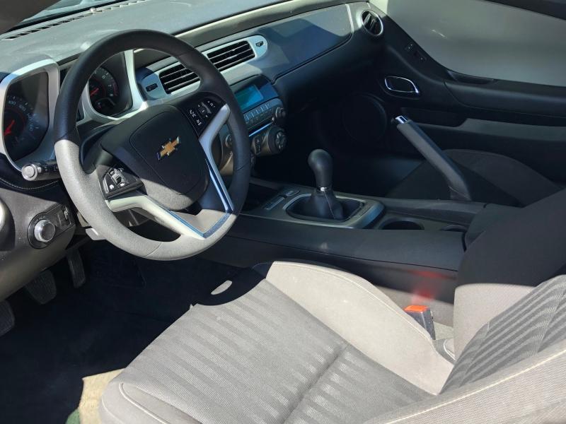 Chevrolet Camaro 2015 price $13,988