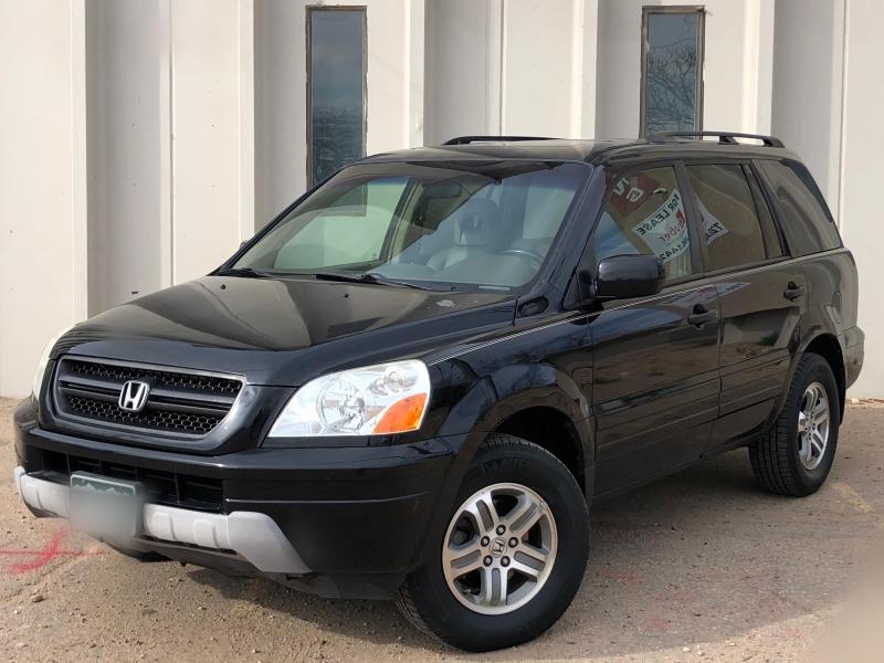 Honda Pilot 2005 price $3,488
