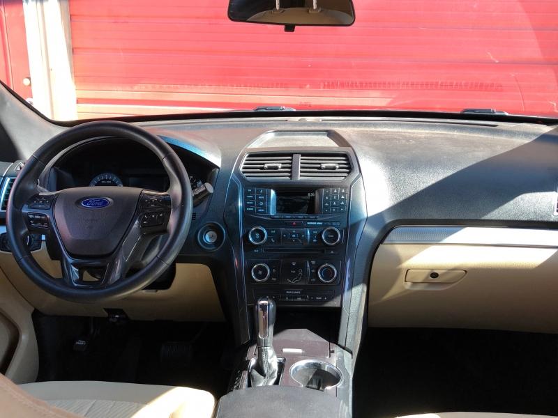 Ford Explorer 2016 price $12,988