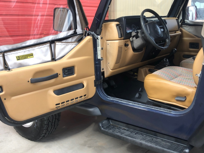 Jeep Wrangler 1997 price $7,988