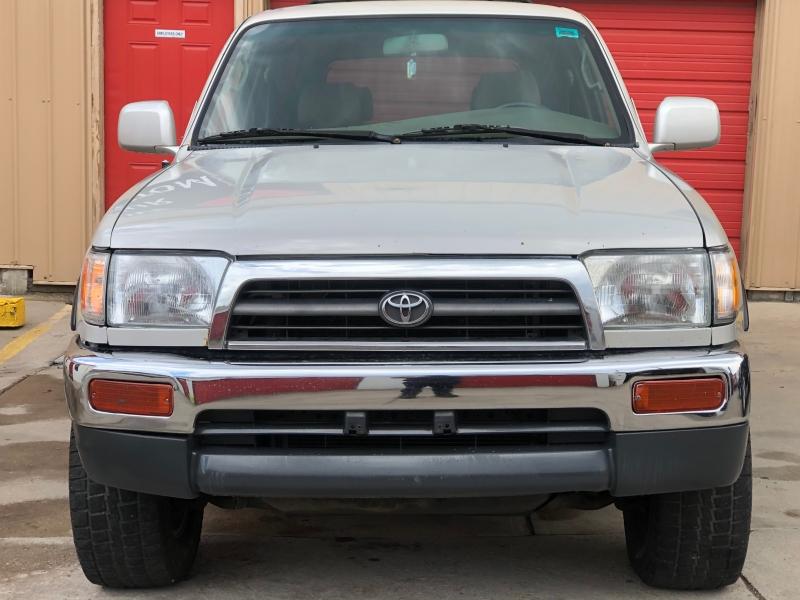 Toyota 4Runner 1998 price $3,988
