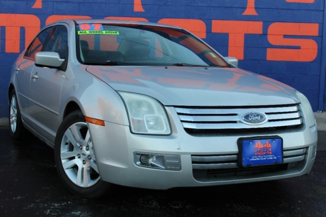 FORD FUSION AWD Inventory Imports Inc Auto - 2007 ford