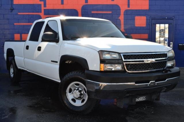 2006 Chevrolet Silverado 2500HD