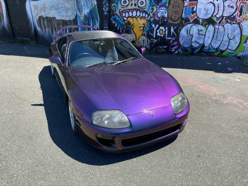 Toyota Supra 1996 price $26,500