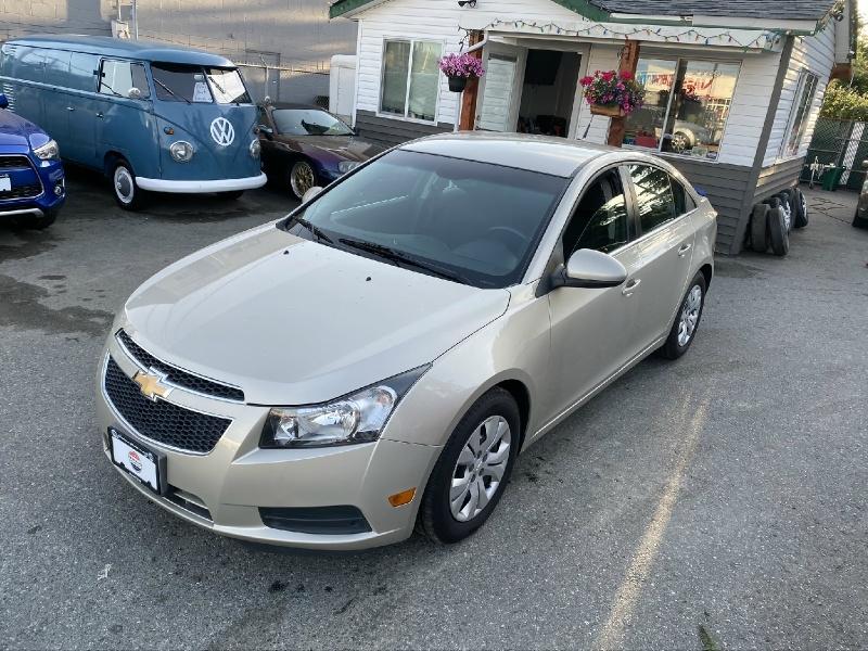Chevrolet Cruze 2013 price $8,995