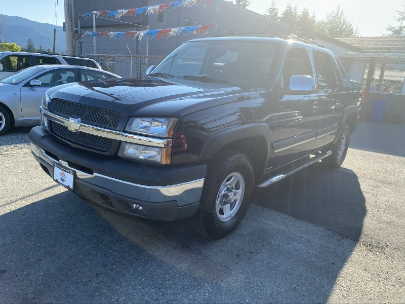 Chevrolet Avalanche 2005 price $8,995