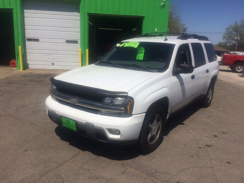 CHEVROLET TRAILBLAZER 2006 price $4,229