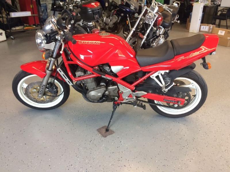 1992 SUZUKI GSF400