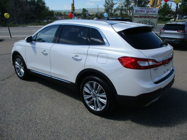 Lincoln MKX 2016 price $21,999