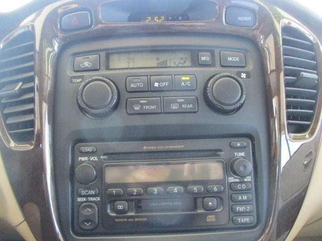 Toyota Highlander 2002 price $9,999