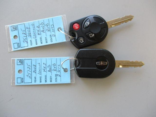 Lincoln MKZ 2008 price $7,999