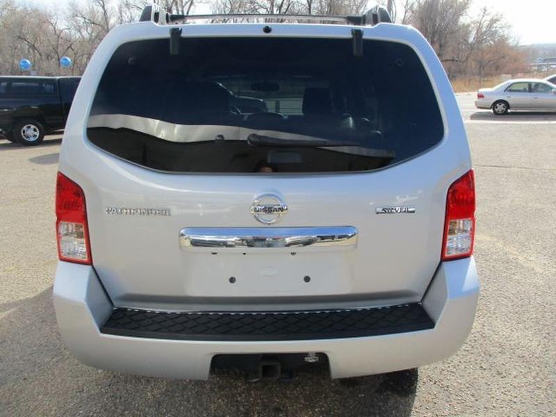 Nissan Pathfinder 2012 price $11,999