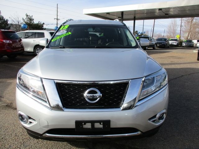 Nissan Pathfinder 2013 price