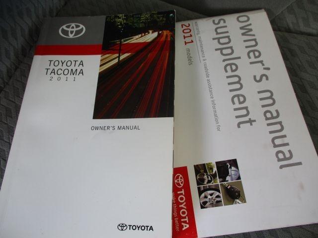 Toyota Tacoma Access Cab 2011 price $15,999
