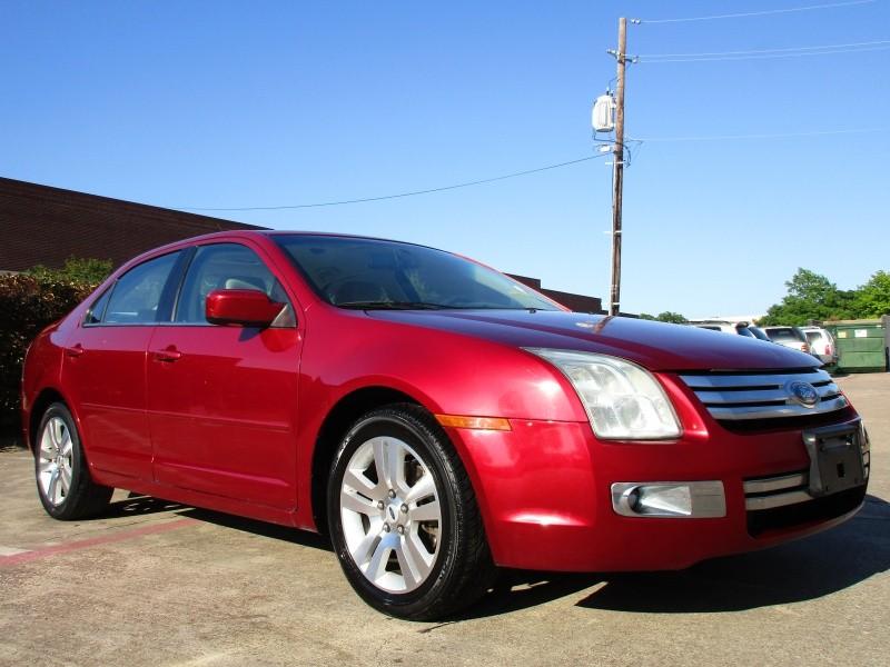 Ford Fusion SEL V6 2008 price $4,995