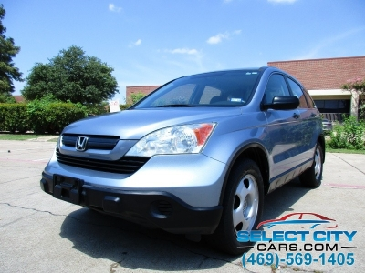 2008 Honda CR-V 4WD 5dr LX,,(Carfax Certified Two Owner)
