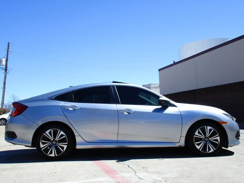 Honda Civic EX-T,,Turbo Engine 2017 price $20,495