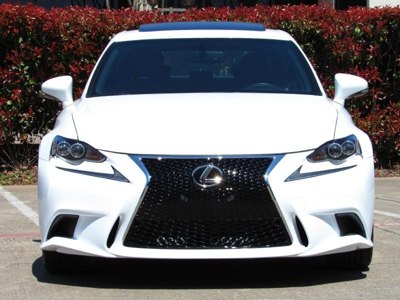 Lexus IS 250 F Sport,Navigation 2014 price $21,995