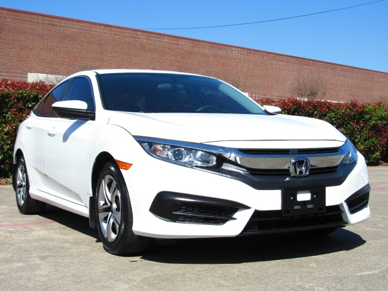 Honda Civic,LX 2018 price $18,495