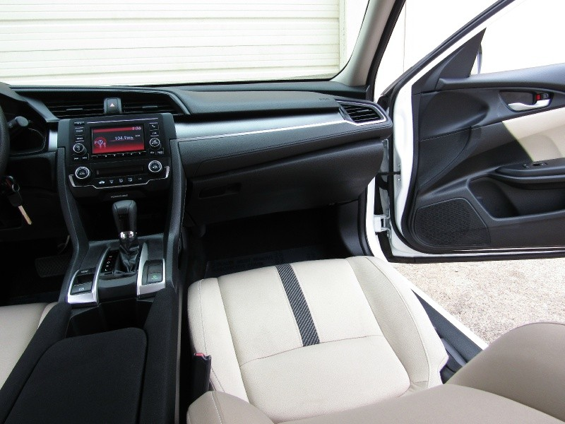 Honda Civic,LX 2018 price $18,495