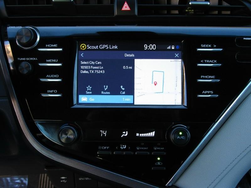 Toyota Camry SE,Navi Scout GPS 2018 price $21,495