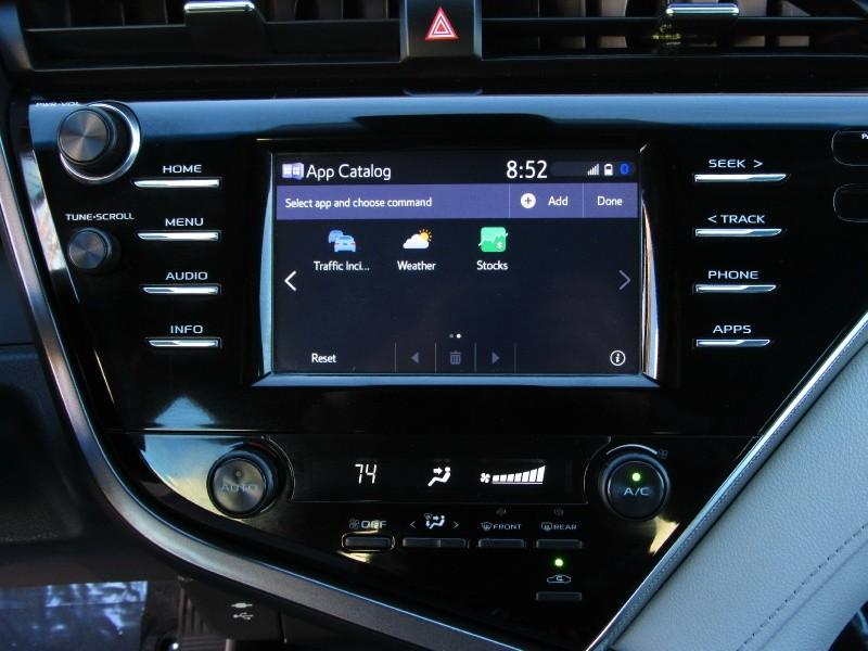 Toyota Camry SE,Navi Scout GPS App 2018 price $21,495