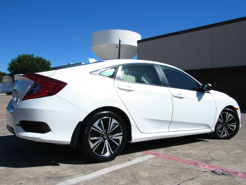 Honda Civic EX-T,,Turbo Engine 2018 price $18,995