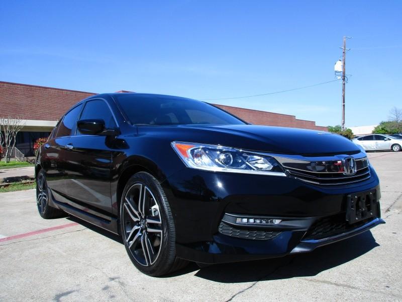 Honda Accord Sport SE, 2017 price $17,995