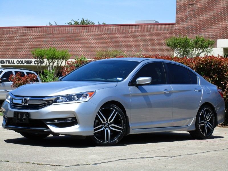 Honda Accord Sport Special Edition, 2017 price $20,495