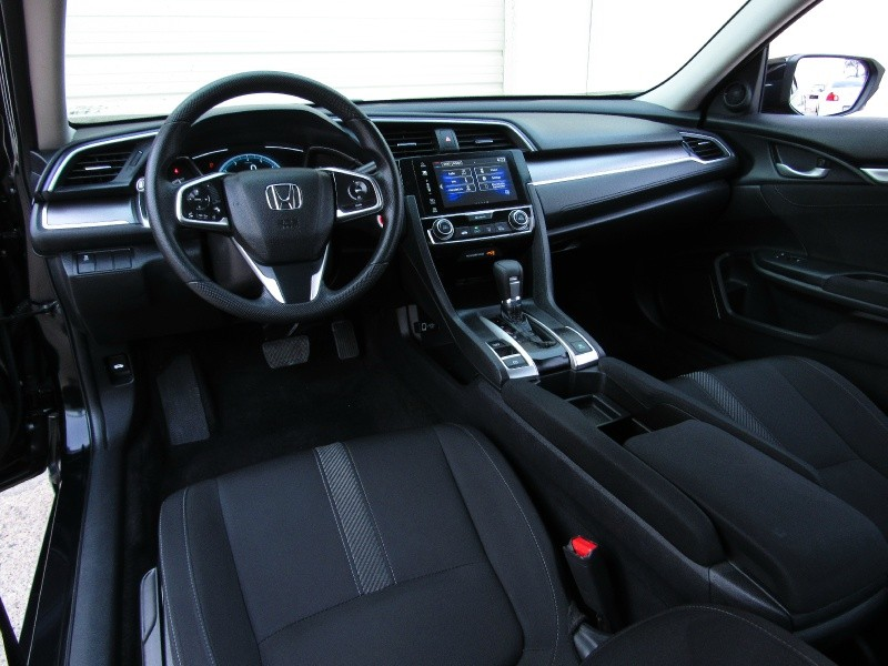 Honda Civic EX,Push-Start, 2018 price $19,495