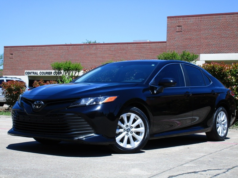 Toyota Camry LE,Navi Scout GPS 2018 price $18,995