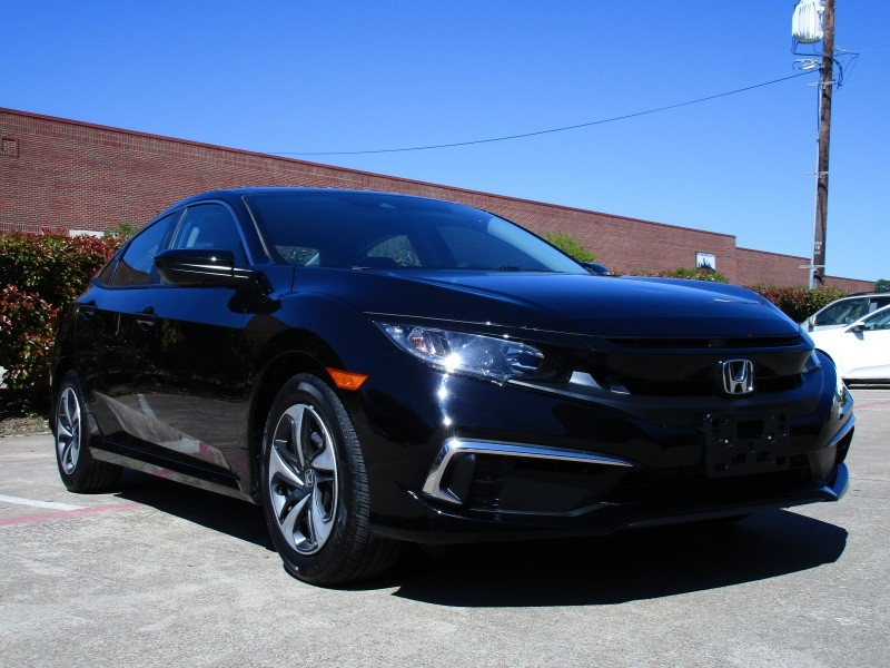 Honda Civic LX With Only 2K mile 2019 price $19,995