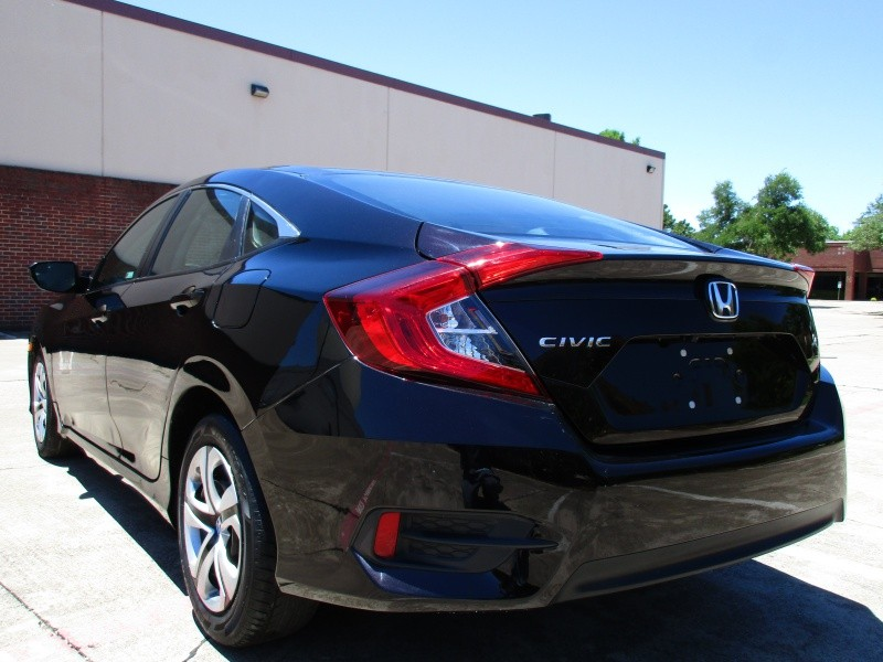 Honda Civic LX,Only,7K Mile 2018 price $17,995