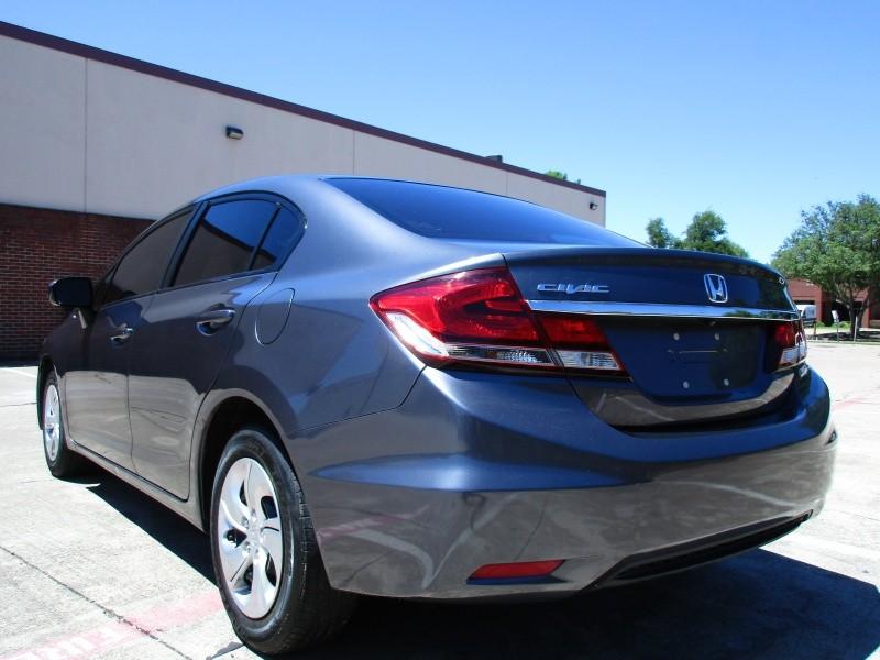 Honda Civic LX,Back-Up-Camera 2015 price $10,995