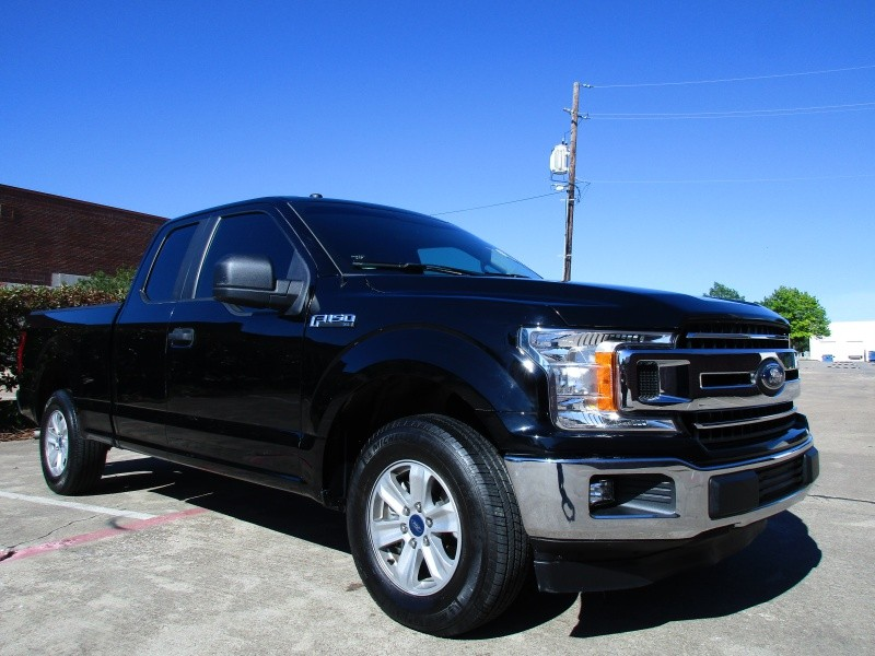 Ford F-150 XL,Back-Up-Camera 2018 price $23,495