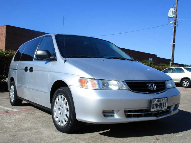 Honda Odyssey LX, Fresh Trade-In 2003 price $3,995