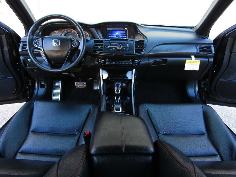 Honda Accord Sport SE, 2017 price $21,995