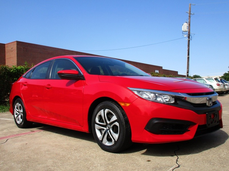 Honda Civic LX....Only 34K Mile 2017 price $13,495