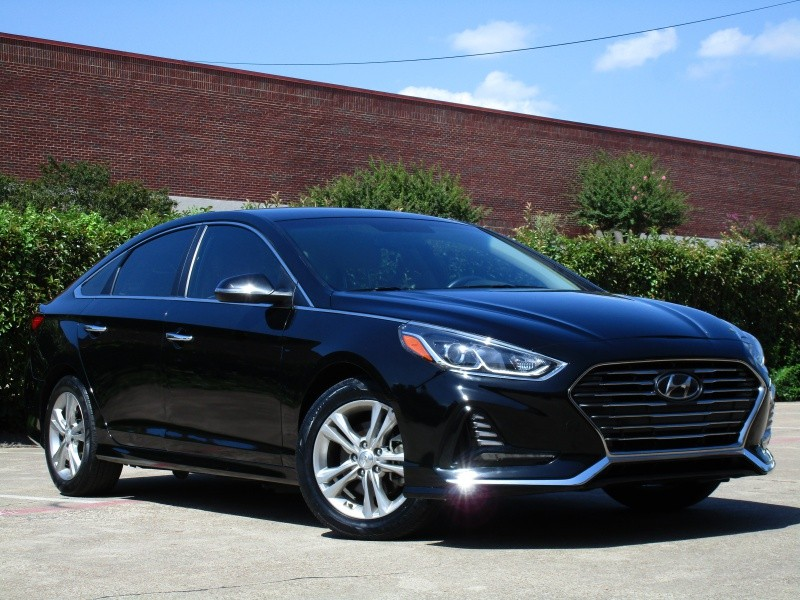Hyundai Sonata SEL,Push-Start 2018 price $17,995