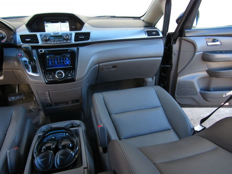 Honda Odyssey EX-L,Navigation 2016 price $25,995
