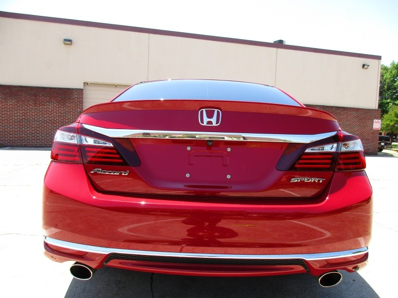 Honda Accord Sport,Back-Up-Cam 2017 price $14,995