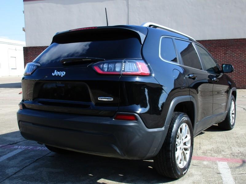 Jeep Cherokee Latitude Plus,,14K 2019 price $20,495